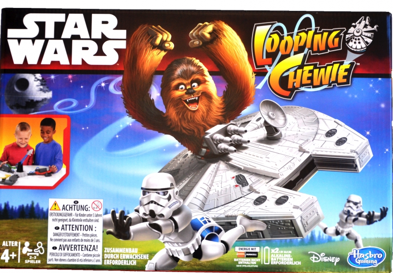 """Star Wars™ Looping Chewie©"""