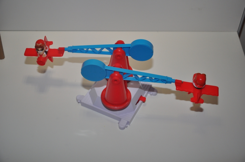 "Twin Louie ""Looping Louie©"""